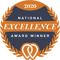 2019 Excellence Badge